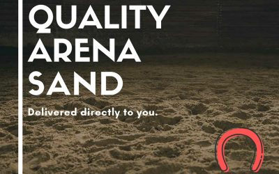 We've Got Quality Arena Sand