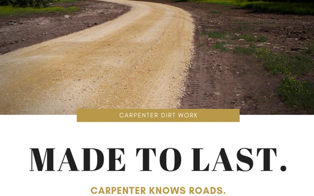 Carpenter Know Roads